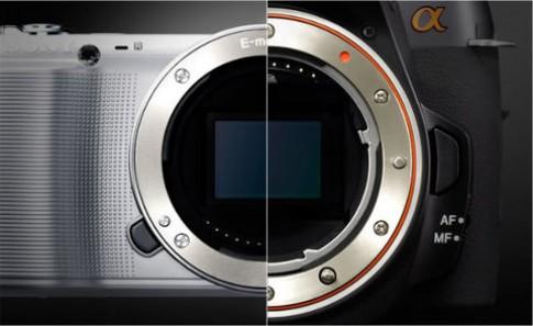 Sony đang sản xuất máy NEX cảm biến full-frame