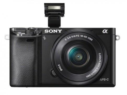 Sony giới thiệu A6000 - máy ảnh lấy nét nhanh nhất thế giới