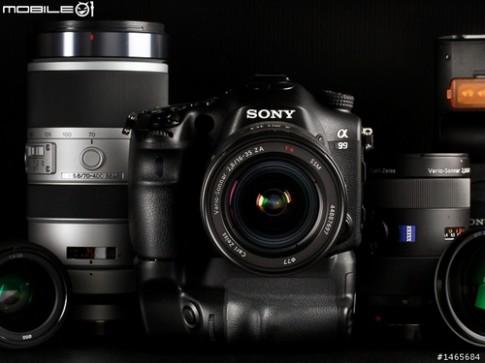 Sony nâng cấp firmware cho loạt máy DSLR và mirrorless