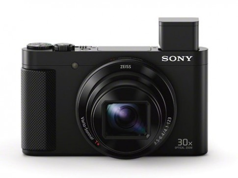 Sony ra mắt DSC-HX90V: Zoom 30x trong thân máy compact nhỏ gọn
