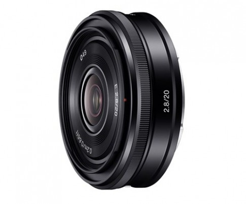 Sony ra ống kính siêu mỏng cho máy NEX