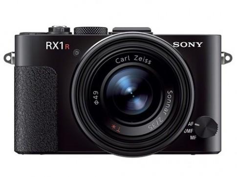 Sony ra RX1R cảm biến full-frame bỏ bộ lọc AA