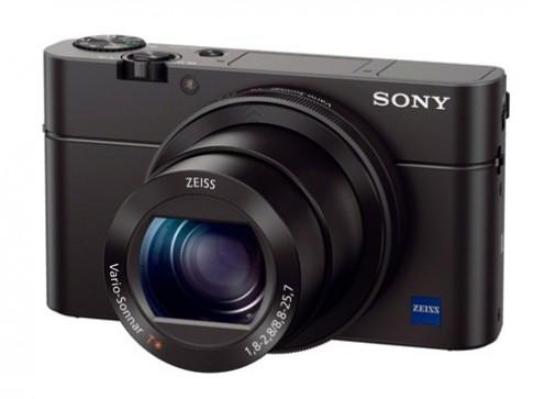 Sony RX100 III ra mắt với kính ngắm EVF, cảm biến 20,2 'chấm'
