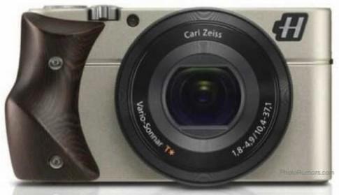 Sony RX100 mang 'vỏ' Hasselblad đắt gấp 4 lần