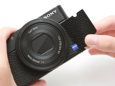 Sony RX200 có thể trang bị ống kính độ mở f/1.4