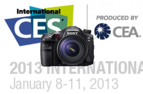 Sony sẽ có thêm máy ảnh Alpha tại CES 2013