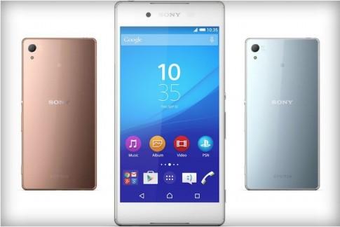 """Sony Xperia Z4 chính thức ra mắt tại Nhật, vẫn màn hình 5,2"""" FullHD, chip 810, mỏng 6,9mm."""