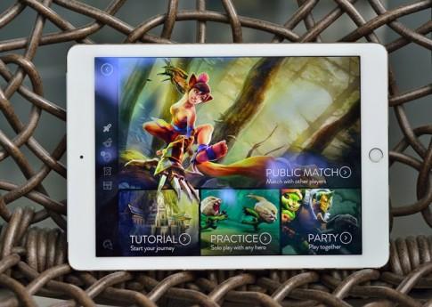 Sử dụng iPhone và iPad để làm thiết bị điều khiển ứng dụng Creative Desktop?