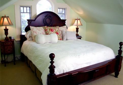 Sửa màu cho phòng đọc và ngủ