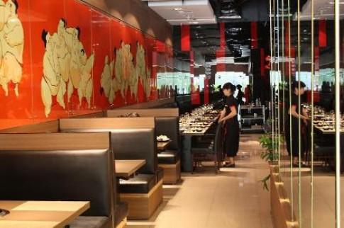 Sumo BBQ - văn hóa Nhật trong ẩm thực Việt