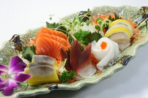 Sushi va sashimi: Linh hon cua am thuc Nhat