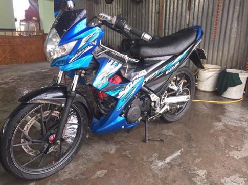 Suzuki raider thái độ full satria F150