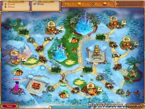 Tải game Hidden World Android hay cực luôn