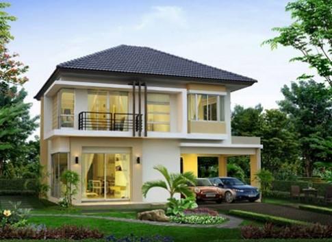 Tạo không gian kiến trúc cho cửa sổ