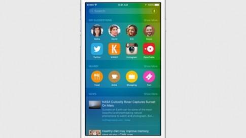 Thay đổi cách tìm kiếm mới của Apple tuyên chiến với Google