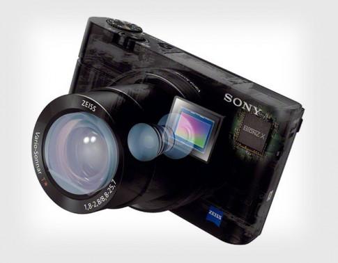 Thế hệ Sony RX100 kế tiếp có thể dùng cảm biến do Panasonic sản xuất