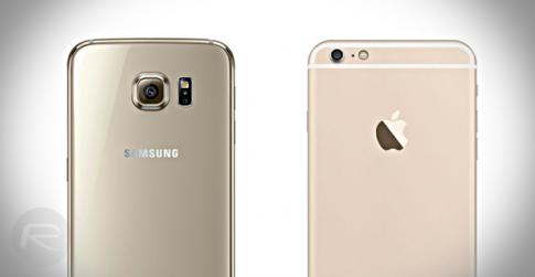Thêm ảnh so sánh camera Galaxy S6 và iPhone 6 Plus