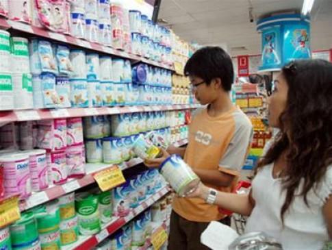 Thêm hãng sữa khẳng định không dùng đạm nhiễm khuẩn