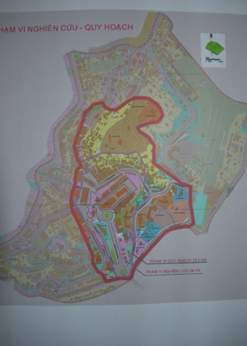 Thi tuyển ý tưởng quy hoạch khu trung tâm Đà Lạt