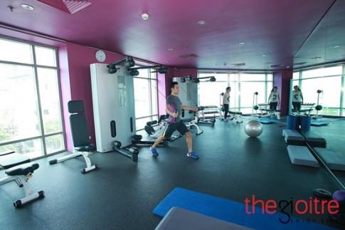 Thiên đường rộng 2000m2 giữa lòng Hà Nội cho người thích tập gym, yoga