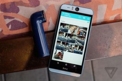 Thiết bị độc đáo RE Camera của HTC ra mắt