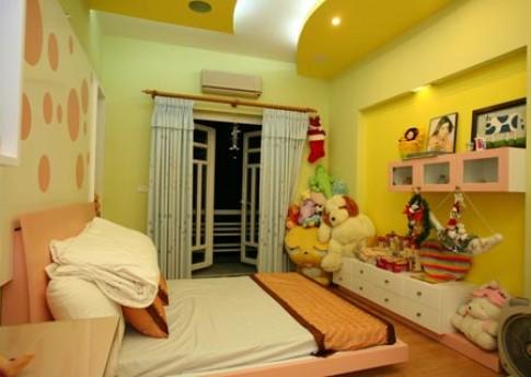 Thiết kế phòng cho trẻ