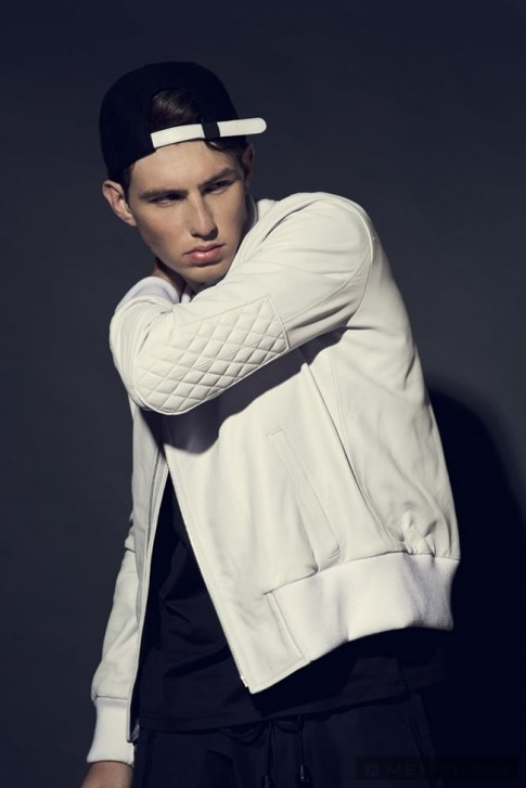 Thời trang nam thu đông 2013 từ Nas và Grungy Gentleman
