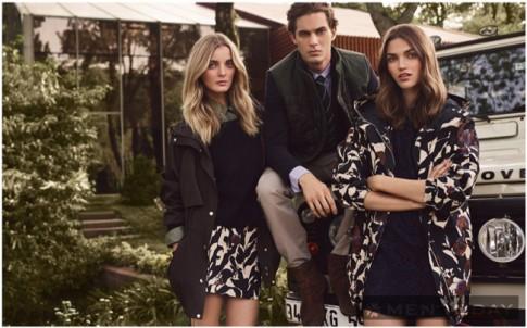 Thời trang nam thu đông 2013 từ Paul Smith và Beymen Club