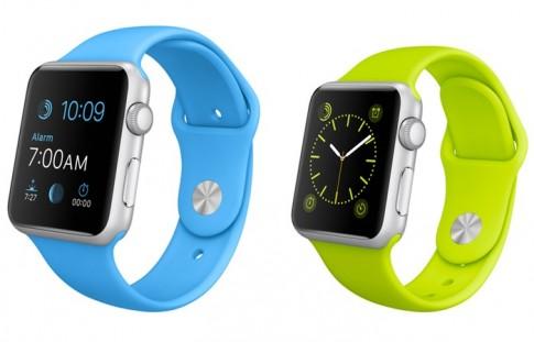 Thử độ bền mặt kính của Apple Watch Sport