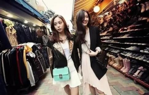 Thử quần áo ngoài shop có thể dính cả dịch tiết của người khác