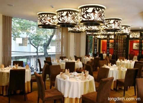 Thực đơn 246 tại nhà hàng Long Đình