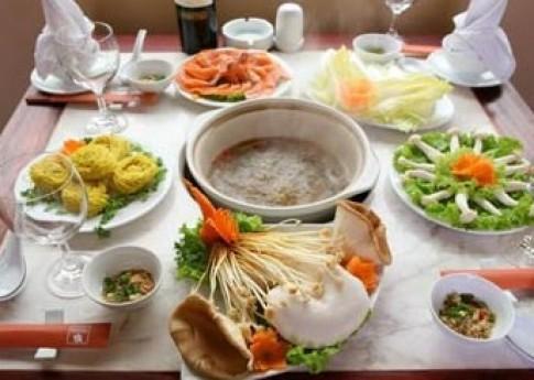 Thức uống và đồ ăn bổ dưỡng từ nấm