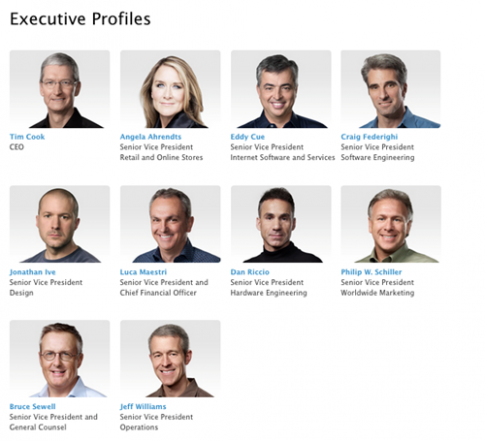 Tim Cook: Sẽ có cả các nhà điều hành nữ trên sân khấu WWDC năm nay