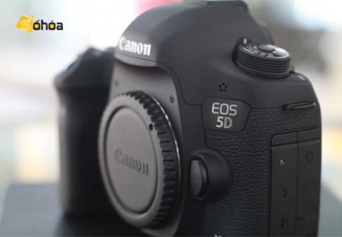 Tin đồn Canon sắp có máy full-frame giá 1.999 USD