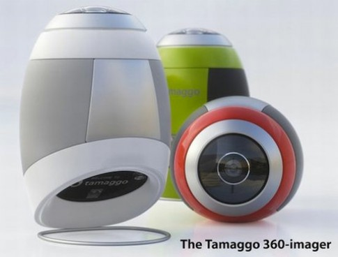 Tin đồn Pentax sắp có máy ảnh 360 độ