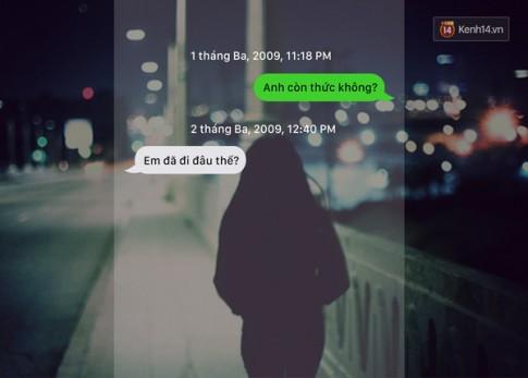 Tin nhắn cuối cùng bạn nhận được từ người yêu cũ là gì?