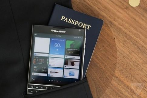 Tính năng nổi bật trên chiếc smartphone vuông BlackBerry Passport