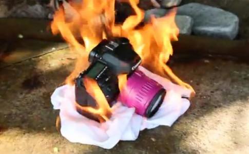 'Tra tấn' Canon EOS 7D