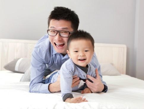 'Trẻ chỉ cần mẹ' là hiểu lầm của đa số ông bố