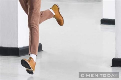 Trẻ trung và lịch lãm cùng những mẫu giày của VELT
