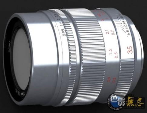Trung Quốc sản xuất ống kính f/0,95