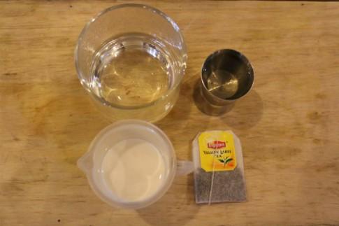 Tự làm trà sữa 3 tầng