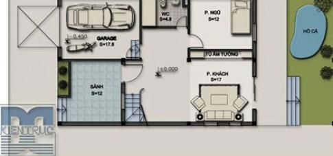 Tư vấn xây nhà 3 tầng trên đất 200 m2