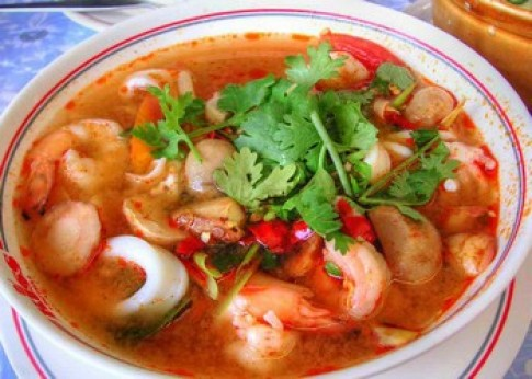 Tuần lễ ẩm thực và văn hóa Thái Lan