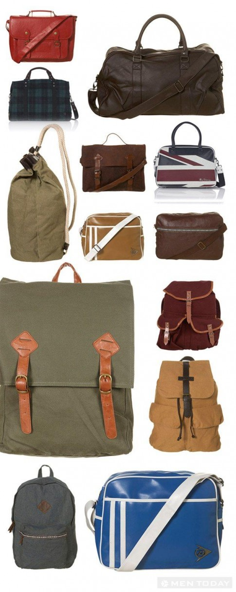 Túi xách thời trang dành cho nam giới