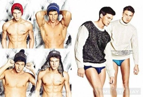 Underwear mùa Giáng sinh cho nam giới