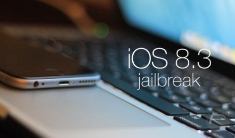 Update tình hình jailbreak iOS 8.3