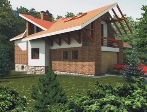 Vật liệu truyền thống và hiện đại trong kiến trúc nhà vườn