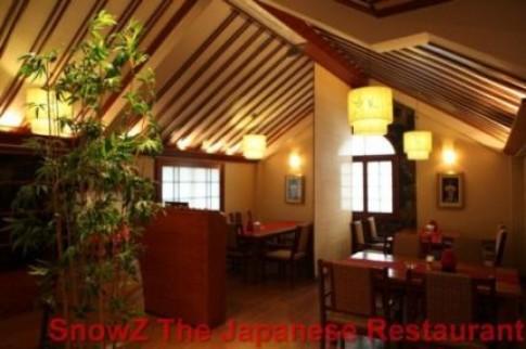 Vị riêng của tempura tại SnowZ
