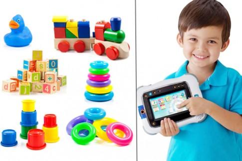 Vì sao đồ chơi truyền thống giúp trẻ thông minh hơn đồ công nghệ